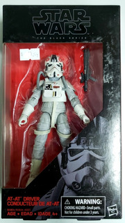 Hasbro Star Wars The Black Series At-at Driver