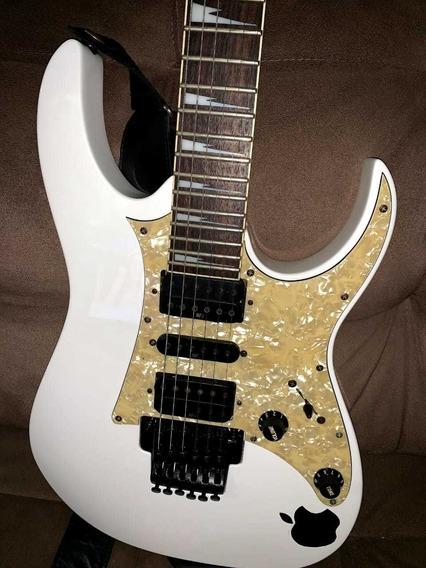 Guitarra Ibanez Rg350 Dx Branca E Dourada. Nova... Sem Igual