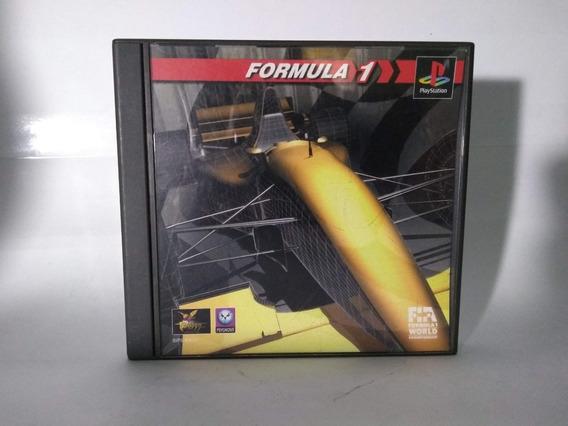 Formula 1 Psygnosis Original - Playstation Ps1