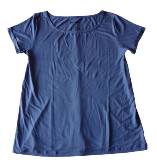 Blusa Viscotorcion Feminina Premium