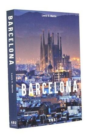 Caixa Livro Book Box Barcelona 36x27x5cm