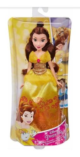 Princesa Bella Disney Hasbro  Royal Shimmer Original