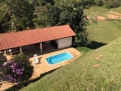 Chácara Residencial À Venda, Turvo, São José Dos Campos. - Ch0019
