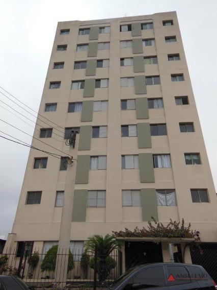 Apartamento Com 1 Dormitório Para Alugar, 40 M² Por R$ 800,00/mês - Baeta Neves - São Bernardo Do Campo/sp - Ap0603