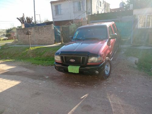 Imagen 1 de 5 de Ford Ranger 3.0 Xl I Dc 4x2 Plus 2006