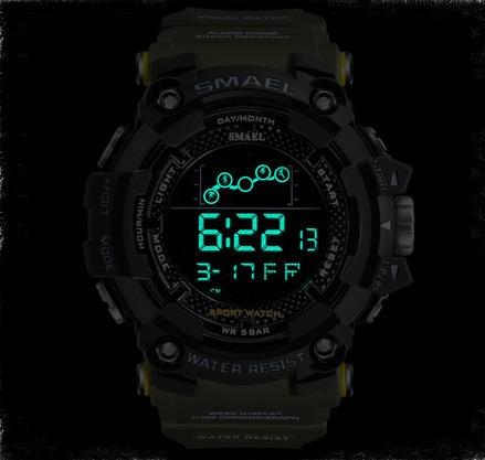 Relógio Esportivo Importado Smael