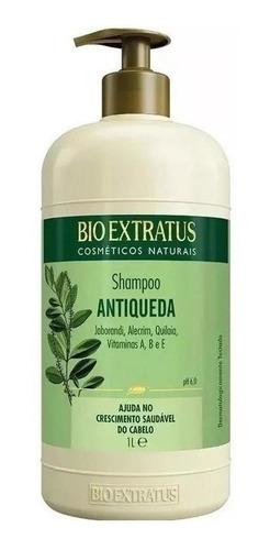 Bio Extratus Jaborandi Shampoo Antiqueda 1l