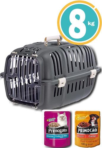 Jaula Transportadora De Mascotas + Envío Gratis