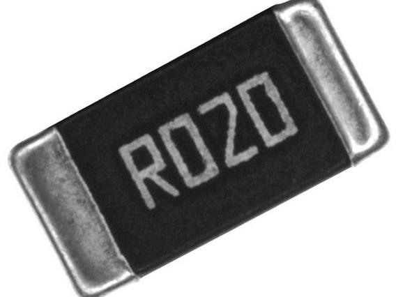 20pc Resistor 0.02 Ohm 1% 1w Smd 2512 R020 0r02 20moh Shunt