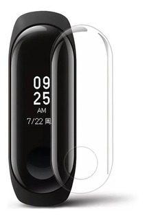 Kit 5 Peliculas Mi Band 3 Xiaomi Proteção Riscos Promoção