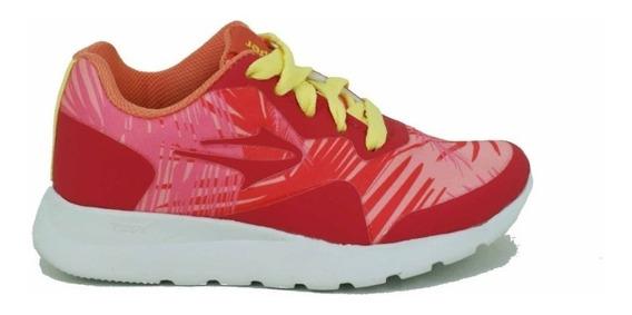 Zapatillas Topper Coral Niña Sweet 25196 Nuevas