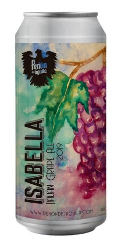Peñon Del Aguila Isabella Italian Grape - Lata 473 Ml