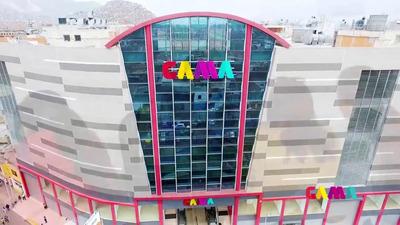 Tienda Alquiler En El Mall Gamarra Moda Plaza