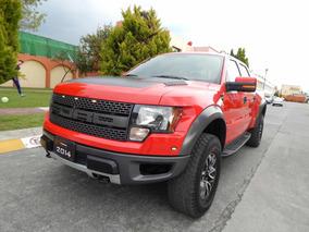 Ford Lobo Raptor Svt Gps 4x4 Doble Cabina Nueva!