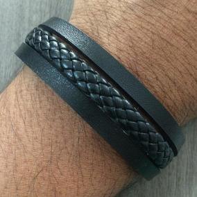 Pulseira Bracelete Unissex Ajustável Masculina