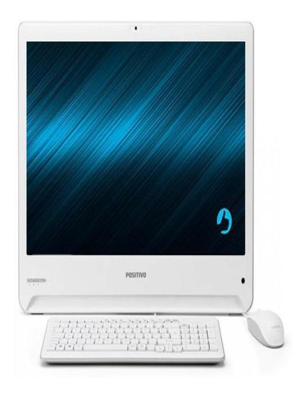 Computador All In One Dual Core 4gb Ram Hd 1tb Tela 24 Win10