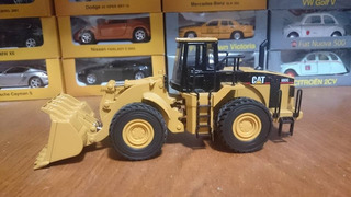 Caterpillar Cargador Frontal 980g Norscot 1/50