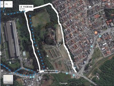 Terreno Para Venda, 270600.0 M2, Assunção - São Bernardo Do Campo - 3713