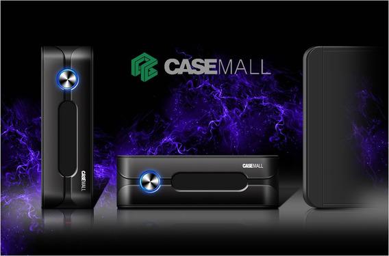 Mini Cpu Completa Quad Core + Wifi + 4gb + Hd 500gb