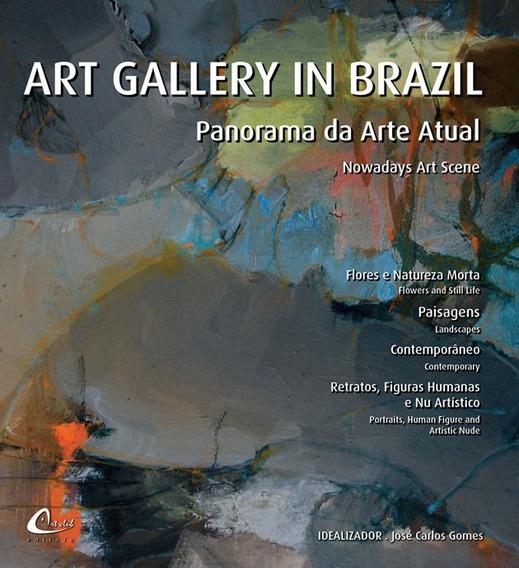 Art Gallery In Brazil - Panorama Da Arte Atual Vol. I