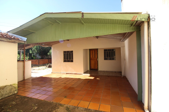 Casa Em Zona Ii - Umuarama - 1677