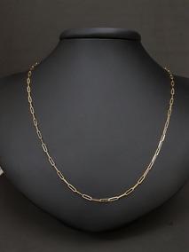 Cordão Ouro 18k Cartier Masculino Oferta