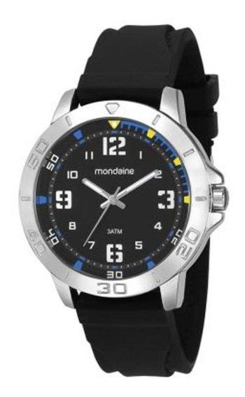 Relógio Mondaine Masculino 99350g0mvni2 C/ Garantia E Nf