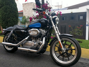 Harley Davidson Sportster 883 Low 2012