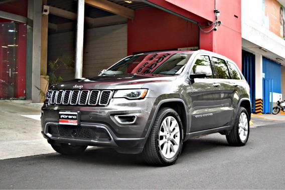 Jeep Grand Cherokee 5.7 Limited Lujo Advance 4x4 At 2017
