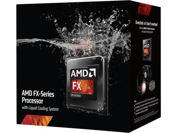 Proc Amd Fx 9370 Vishera 4.4ghz Am3+ 8 Núcleos / 8 Threads