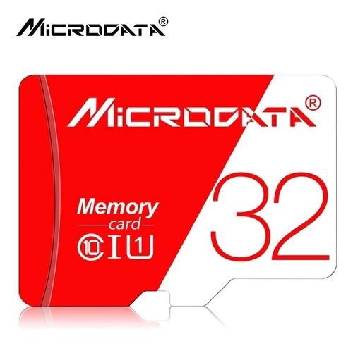 Cartão De Memória 32gb Microdata Original De Alta Qualidade.