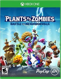 Plantas Vs. Zombies: Battle For Neighborville - Xbox One