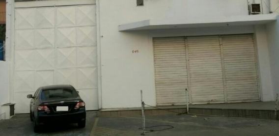 Galpão-loja E Salas Para Alugar. Av.carlos Marques Rolo 640