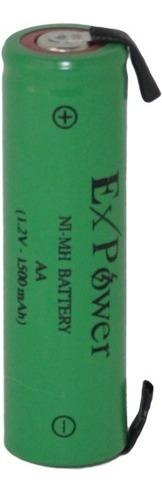 Bateria Aa 1500mah 1,2v Ni-mh