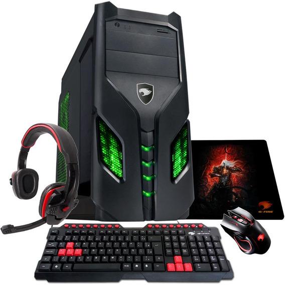 Pc Gamer G-fire A6 7400k 8gb (r5 2gb Integrada) 1tb + Wifi