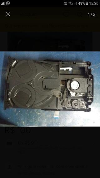 Unidade Ótica System Philips Fwm 653