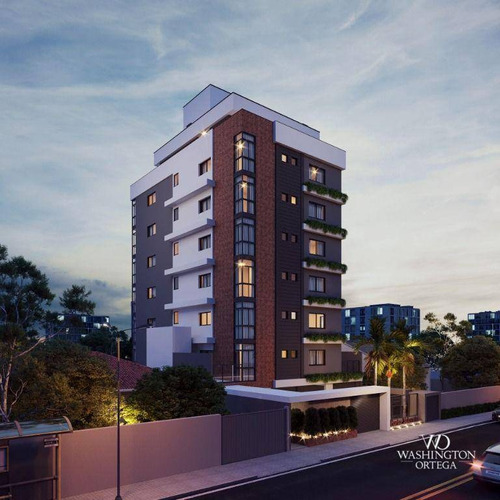 Imagem 1 de 22 de Apartamento Garden À Venda, 83 M² Por R$ 475.000,00 - Centro - São José Dos Pinhais/pr - Gd0070