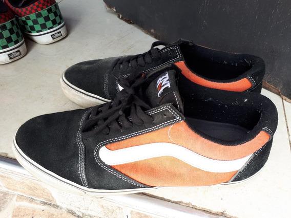 Zapatos Vans Skate Old Skool Tnt