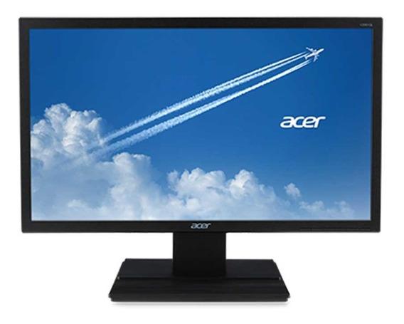 Monitor Led Pc 20 Pulgadas Acer Slim Hd Vga V206hql