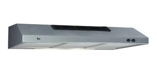 Campana extractora purificadora cocina Teka Easy TMX ac. inox. empotrable 800mm x 150mm x 500mm titanium 110V