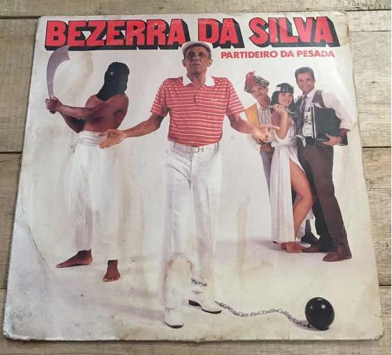 Lp Bezerra Da Silva Partideiro Da Pesada 1991