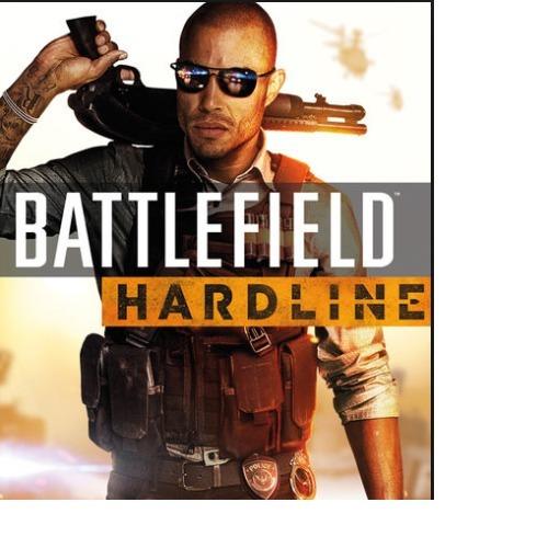 Battlefield Hardline-pc-dvd (midia Fisica)