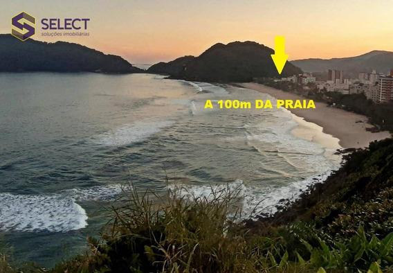 Vende-se Lote Para Casa, A 100 Metros Da Praia Do Tombo No Guarujá! - Te0008