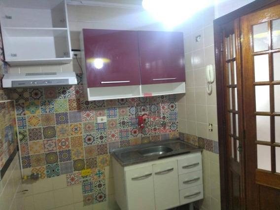 Apartamento Com 2 Dormitórios Para Alugar, 49 M² Por R$ 500/mês - Jardim América - São José Dos Campos/sp - Ap3091