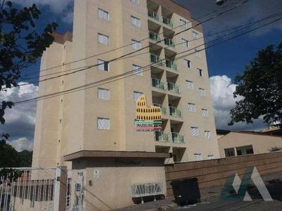 Apartamento Com 2 Dormitórios À Venda, 60 M² Por R$ 230.000 - Jardim Simus - Sorocaba/sp - Ap0075