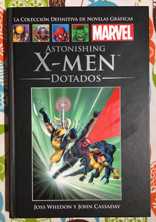 Astonishing X-men Dotados Tomo Tapa Dura Edit Salvat
