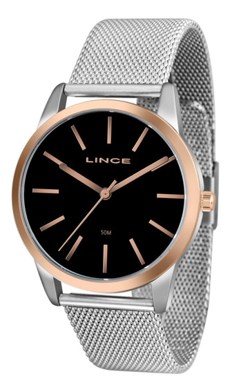 Relógio Lince Feminino Original + Nota Fiscal Sk41