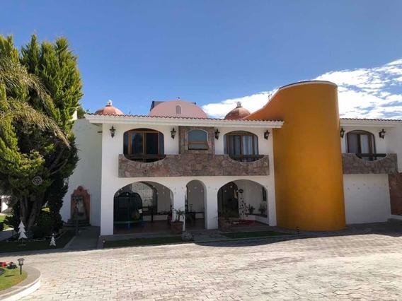 Residencia En Laguna Oasis De Valsequillo