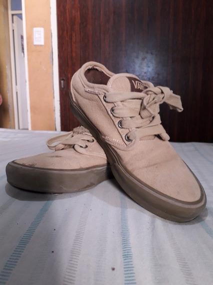 Zapatillas Vans Niño Nro 35
