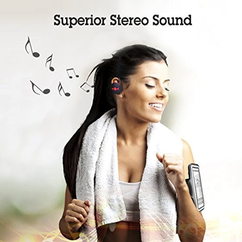 Imagen 1 de 5 de Auriculares Bluetooth Avantree Para Correr, Auriculares Depo